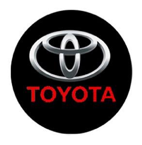 Toyota LED Logo Door Projector Lights