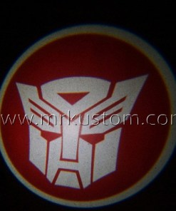 AutoBot LED Courtesy Logo Projector Lights