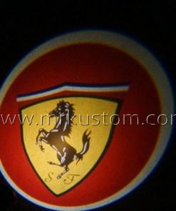 Ferrari LED Courtesy Logo Projector Lights