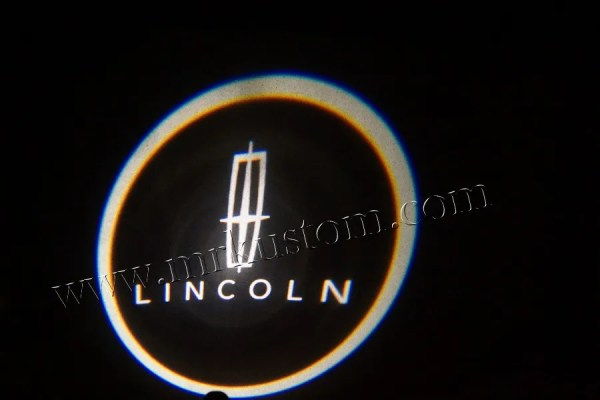 Lincoln LED Door Projector Courtesy Puddle Logo Lights