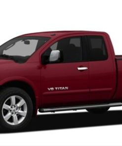 Nissan Titan Window Tinting