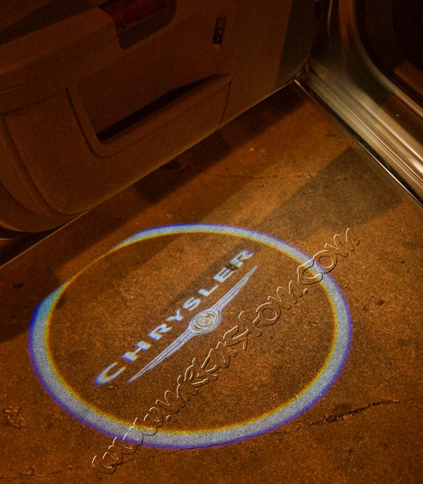 Door Projector Courtesy Puddle Logo Lights