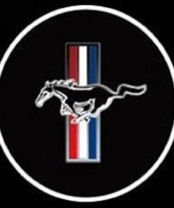 Ford Mustang LED Logo Door Projector Light