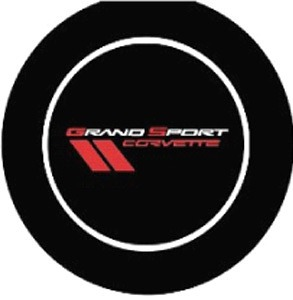Grand Spor tCorvette LED Logo Door Projector Light