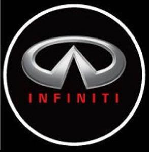 Infiniti LED Logo Door Projector Light
