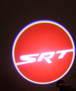 SRT Door Logo Lights