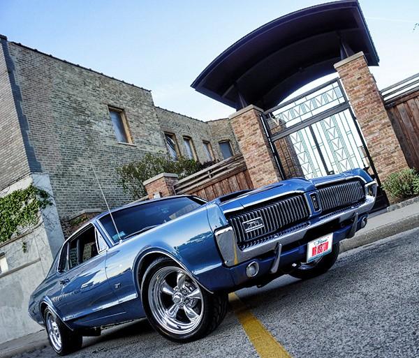 Custom Car Shop Chicago WGN Morning News Marcus LeShock