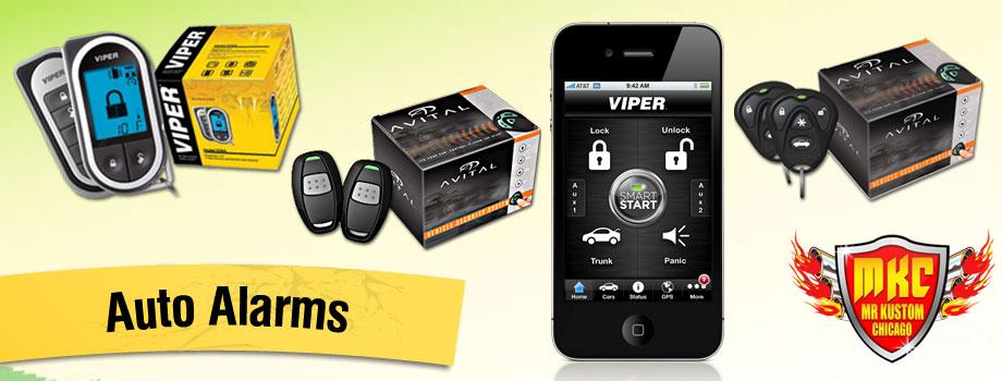 auto-alarms