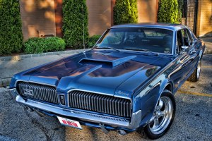 Custom Mercury Cougar