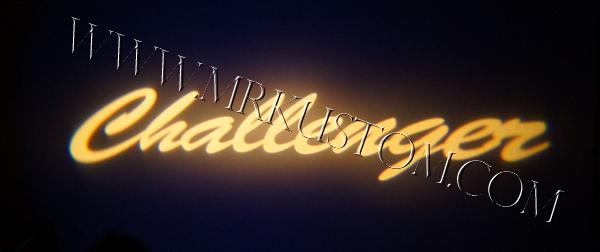 Dodge Challenger LED Door Projector Courtesy Puddle Logo Lights