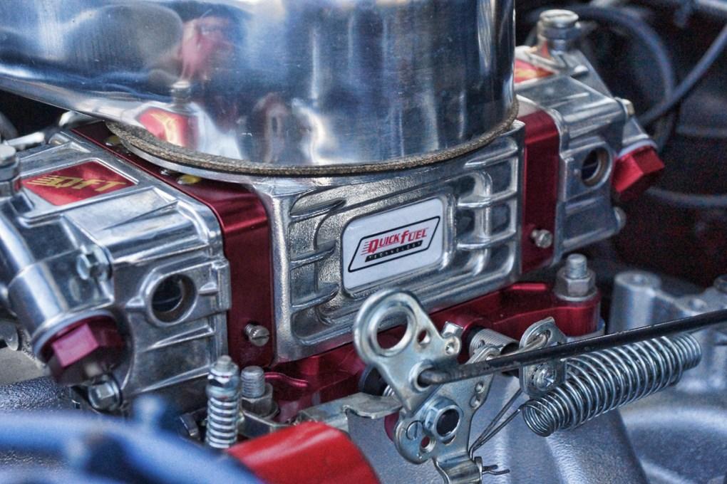 Quick Fuel Carburetor Custom Mercury Cougar 1967