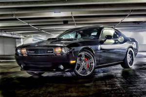 Custom Dodge Challenger SRT8