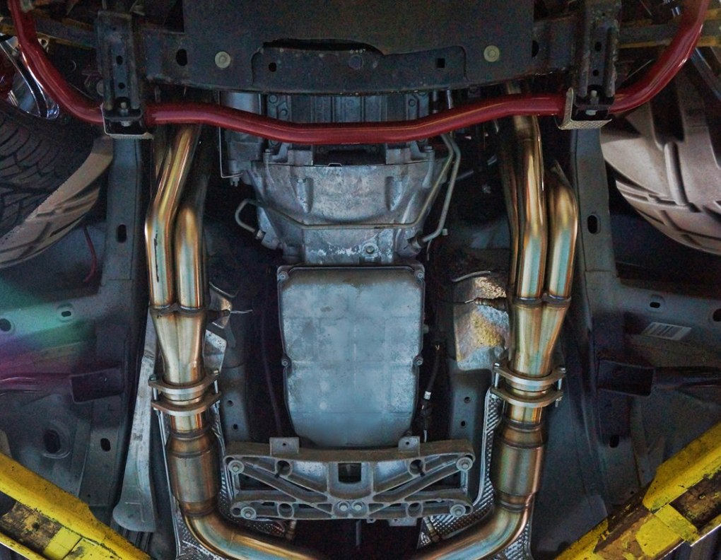 Kooks Long Tube Headers 2010 Dodge Challenger SRT8