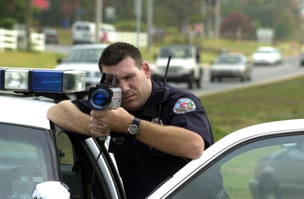 Escort Radar Detector Police