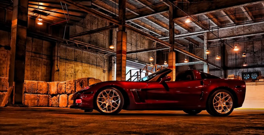 Custom 2011 Grand Sport Corvette