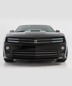 Hawkeye Lower bumper grille for 2012-2015 Chevrolet Camaro fits Zl1 models (Matte black finish)