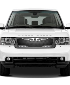 Macaro Primary Grille for 2006-2009 Range Rover All fits All Except Sport models (Polished finish)