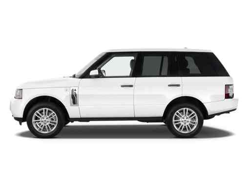 Macaro Side Vents for 2006-2009 Range Rover All fits All Except Sport models (Polished finish)