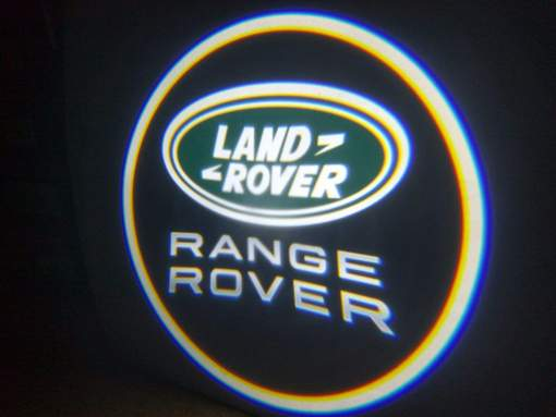 Range Rover Door Projector Courtesy Puddle Logo Light