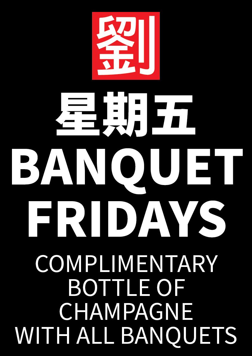 Banquet Fridays