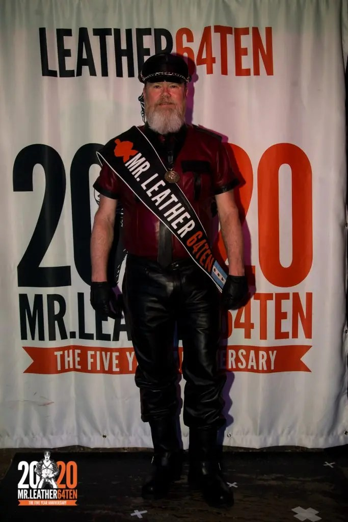 T Wayne MR.LEATHER64TEN 2020