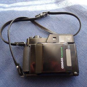 fuji gs645 folding camera