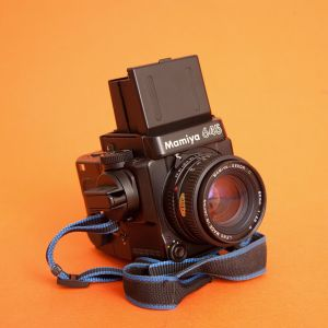 mamiya 645 super camera