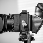 Hasselblad SWC /M prism viewfinder