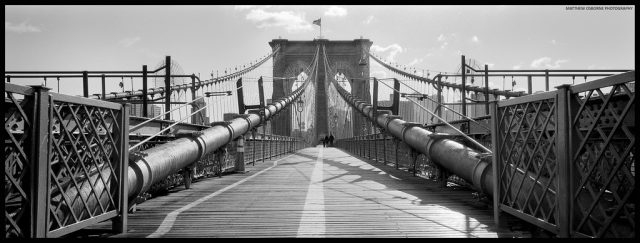 New York Photography Workshop - Hasselblad Xpan