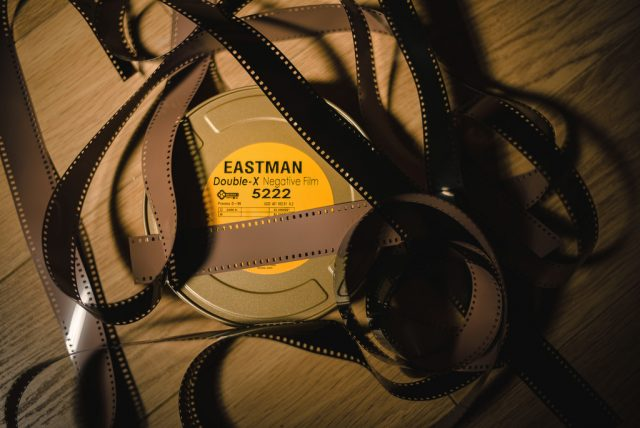 Kodak Eastman Double X 5222 35mm (Film Review – Portraits)