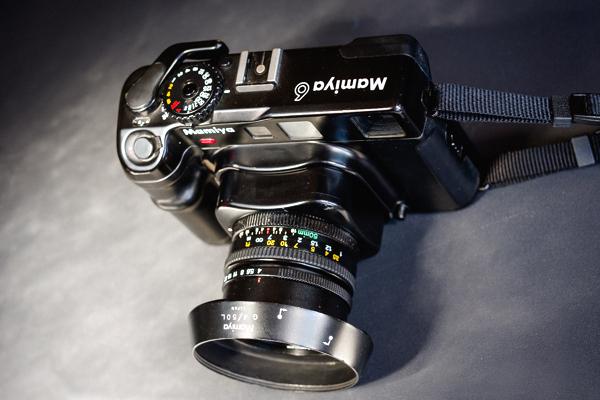 mamiya 6 review - film camera review