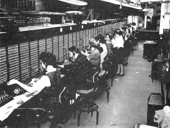 Manual Switchboard