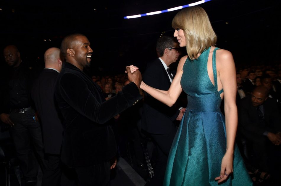 kanye-west-taylor-swift-e1468854581768 天后Taylor Swift三年回歸全新專輯 Reputation 介紹、歌曲分析