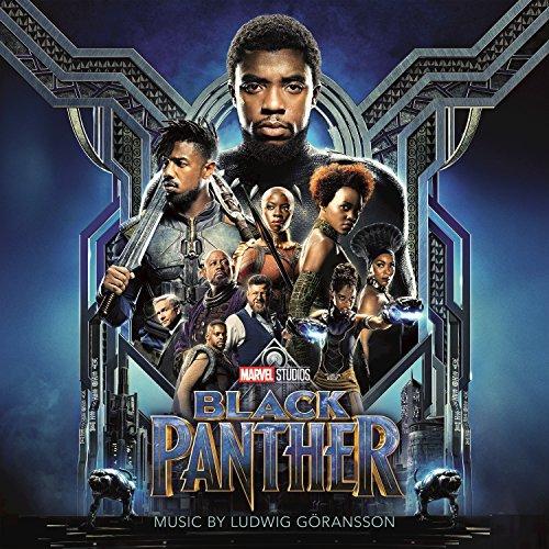 Black Panther 黑豹原聲帶