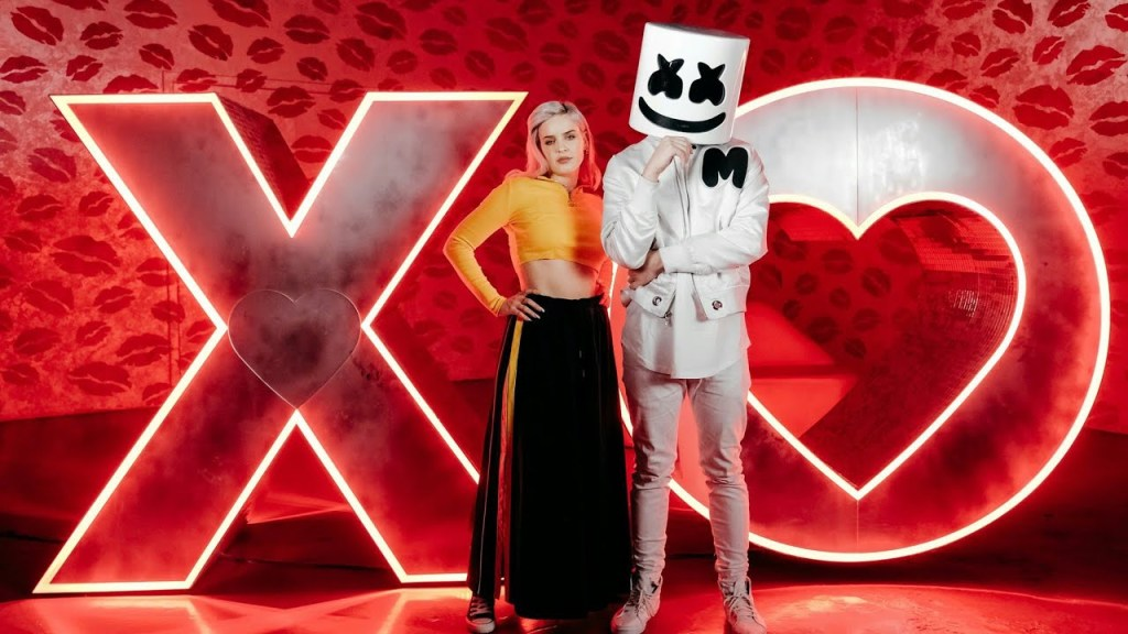 Marshmello & Anne-Marie - FRIENDS