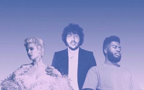 benny blanco, Halsey & Khalid - Eastside