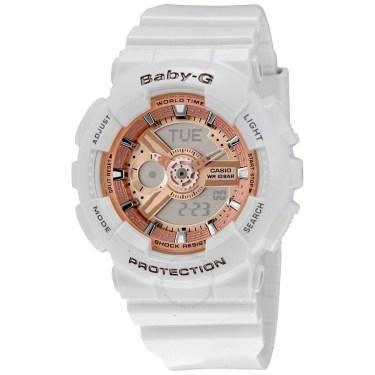 casio-baby-g-white-resin-ladies-watch-ba110-7a1_1 Charli XCX & Troye Sivan - 1999 中文歌詞翻譯、MV 解析