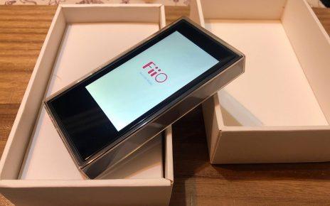 Fiio M9 Hi-Fi 無損音質高解析音樂播放器,支援2.5mm平衡輸出及藍牙傳輸