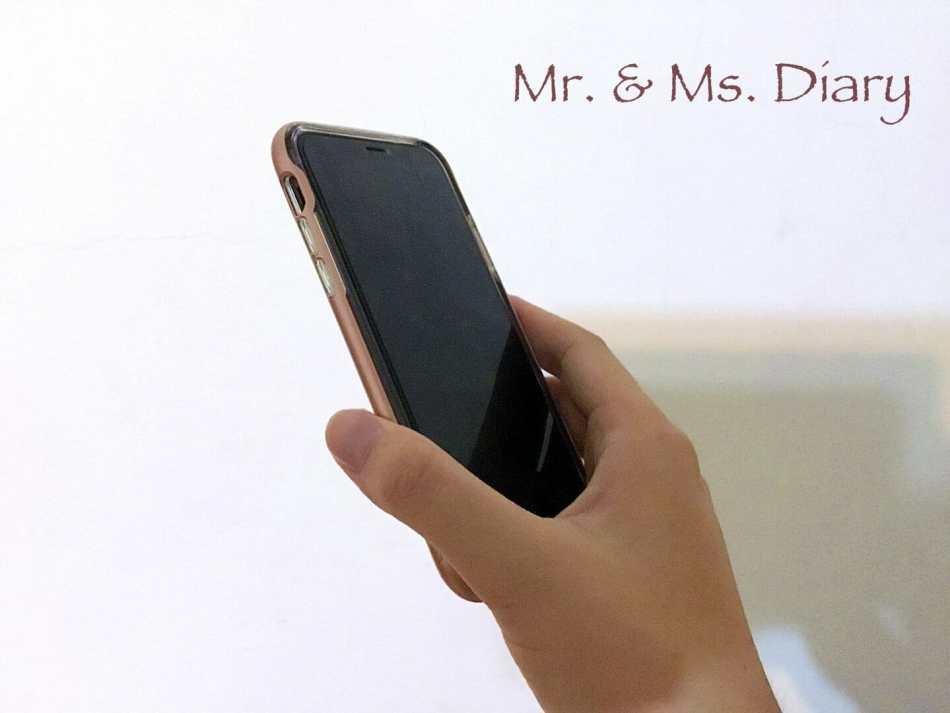 IMG_1081 防摔手機殼推薦!Spigen iPhone X/Xs/XsMax/XR Neo Hybrid Crystal