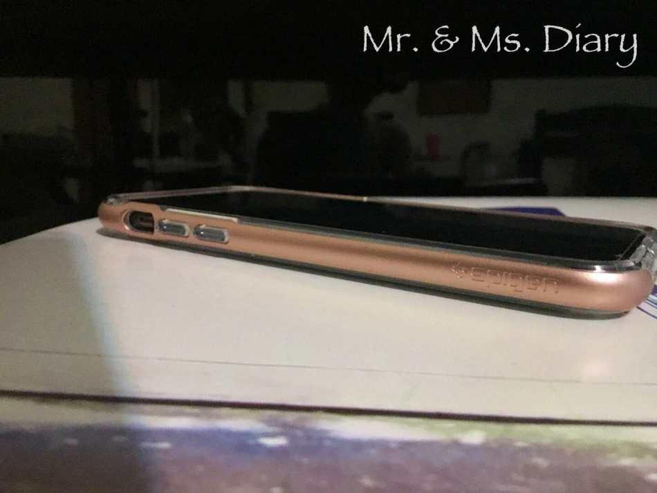 IMG_3561 防摔手機殼推薦!Spigen iPhone X/Xs/XsMax/XR Neo Hybrid Crystal