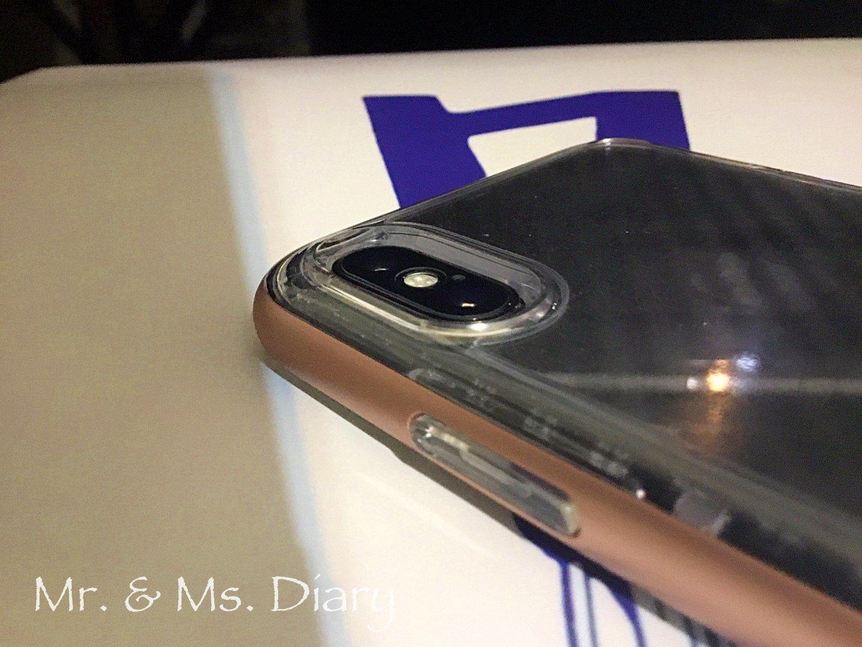 IMG_3982 防摔手機殼推薦!Spigen iPhone X/Xs/XsMax/XR Neo Hybrid Crystal