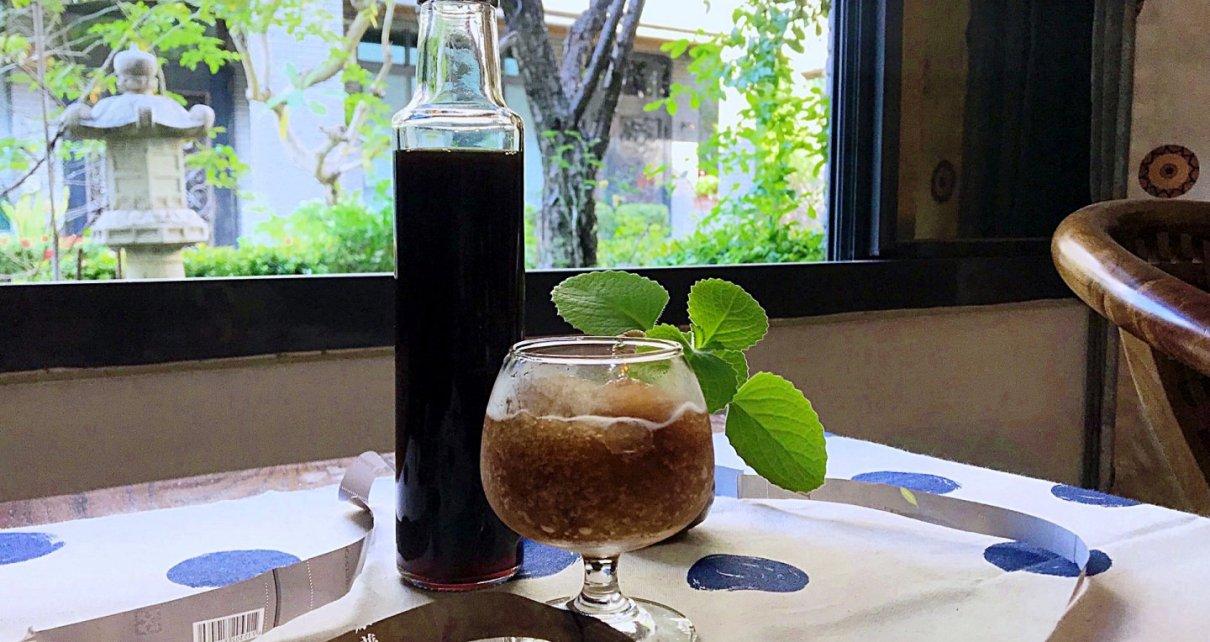 釀美舖康普茶葉系列,溫潤好喝的茶葉醋推薦!