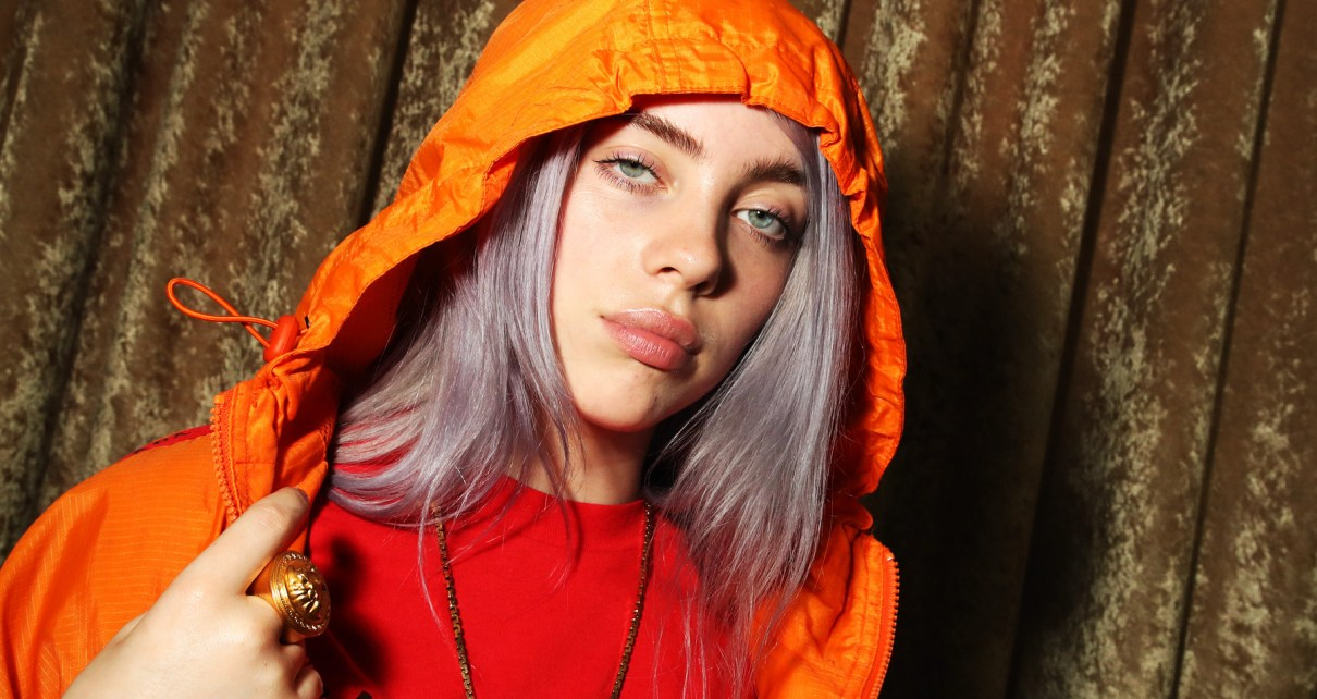 Billie Eilish wish you were gay