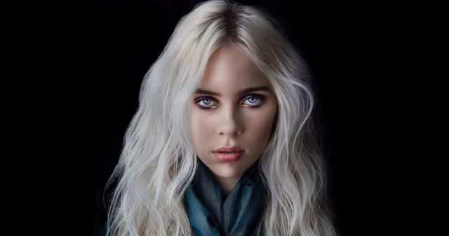 Billie Eilish 歌手介紹!天使臉孔,悲傷黑暗的青少年音樂家