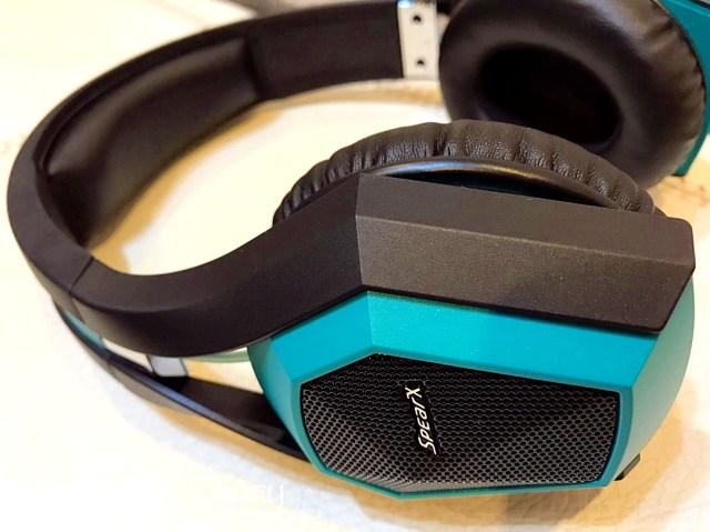 電競、直播、聽歌耳機推薦!SpearX X2跨界電競耳機 1