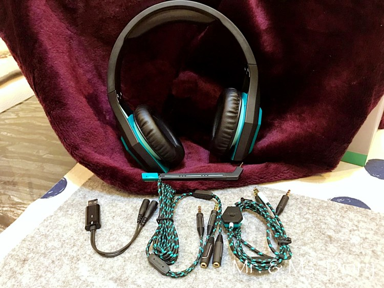電競、直播、聽歌耳機推薦!SpearX X2跨界電競耳機 6