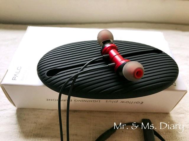 PALOVUE Earflow Plus,低頻強化、聲音溫醇濃厚個性美國耳機推薦