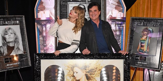 Taylor Swift 前東家 Big Machine 售出公司給經紀人Scooter Braun 帶來的傷害