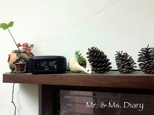 iHome 無線充電藍牙喇叭推薦!居家必備,音質溫暖清晰,雙鬧鐘設計,有效切換生活節奏 1