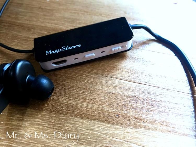 小資、學生必備耳機!MagicSilence MS-001A 主動式降噪耳機開箱 5